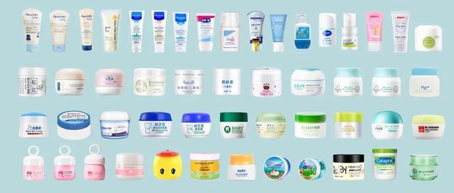 51款宝宝面霜评测(上):敏感肌肤需注意这33款