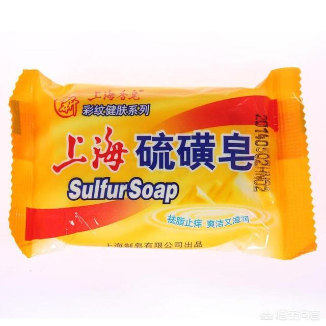 """""""硫磺皂""""在皮肤病的妙用!"""